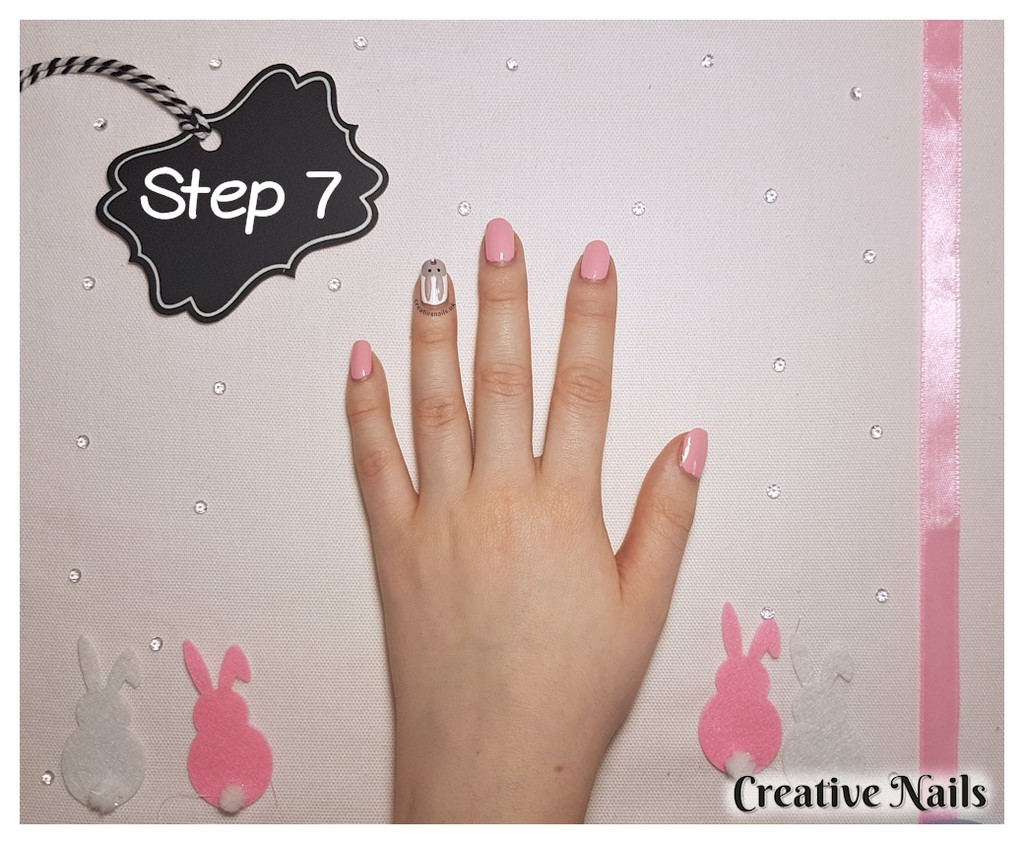 rabbit nails