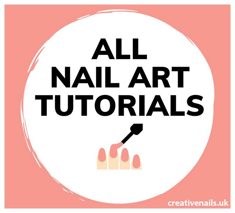 animal nail art tutorials